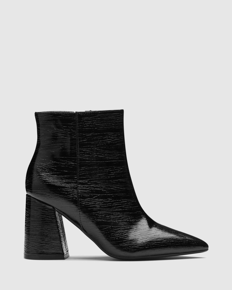 Therapy Cleo Heels Black