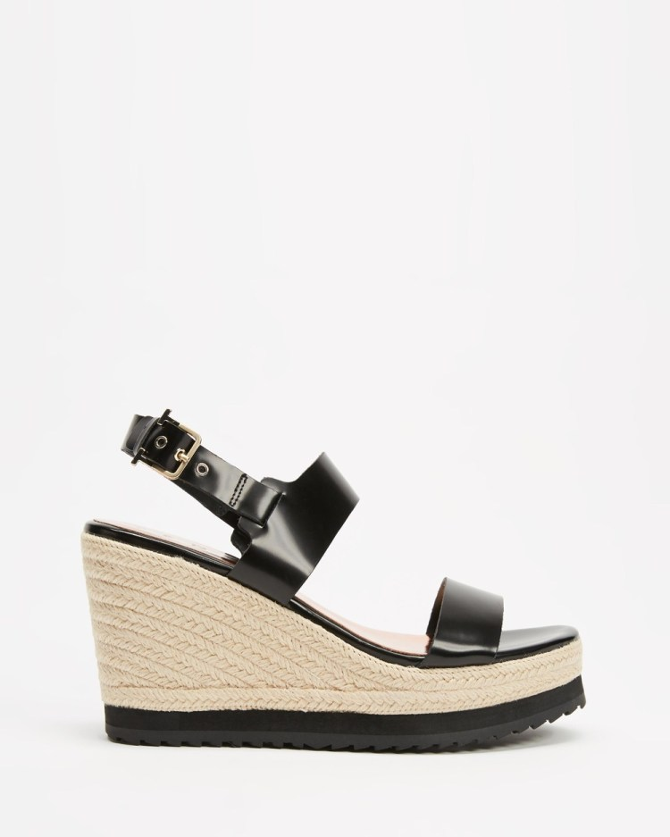 Ted Baker Archei Wedges Black