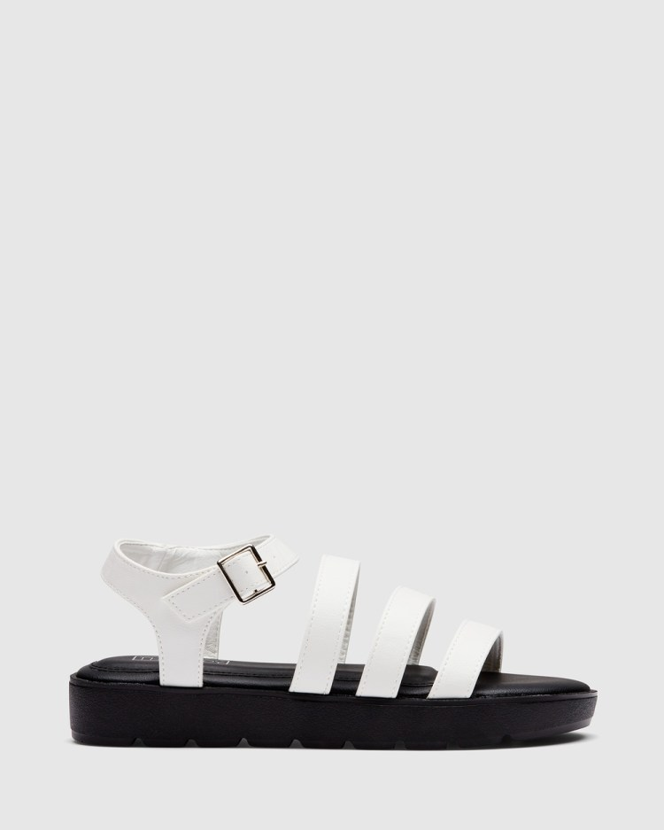Therapy Saxon Casual Shoes White