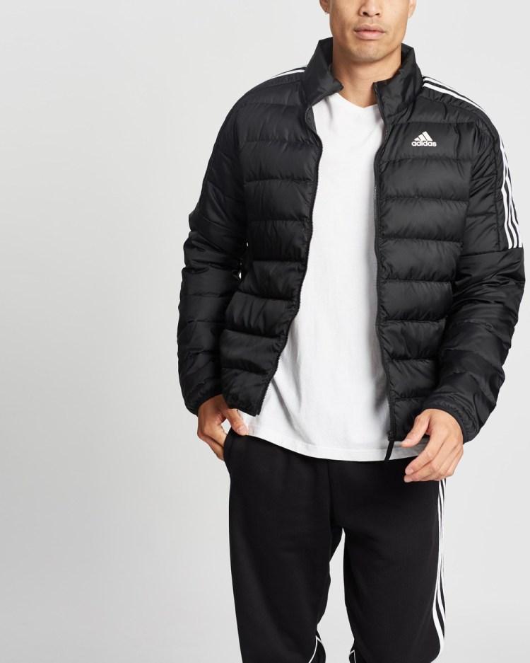 adidas Performance Essentials Down Jacket Coats & Jackets Black