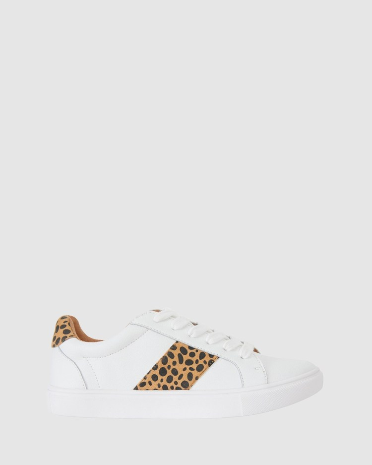 Sandler Storm Lifestyle Sneakers WHITE