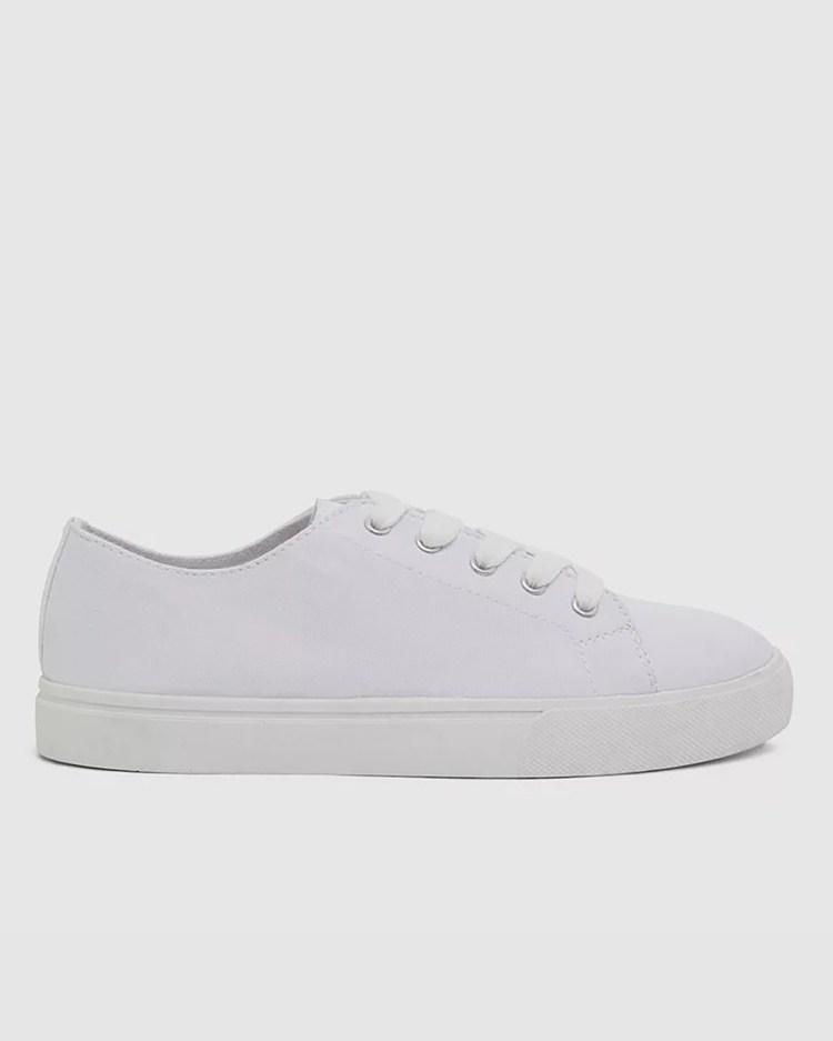Ravella Rave Lifestyle Sneakers WHITE
