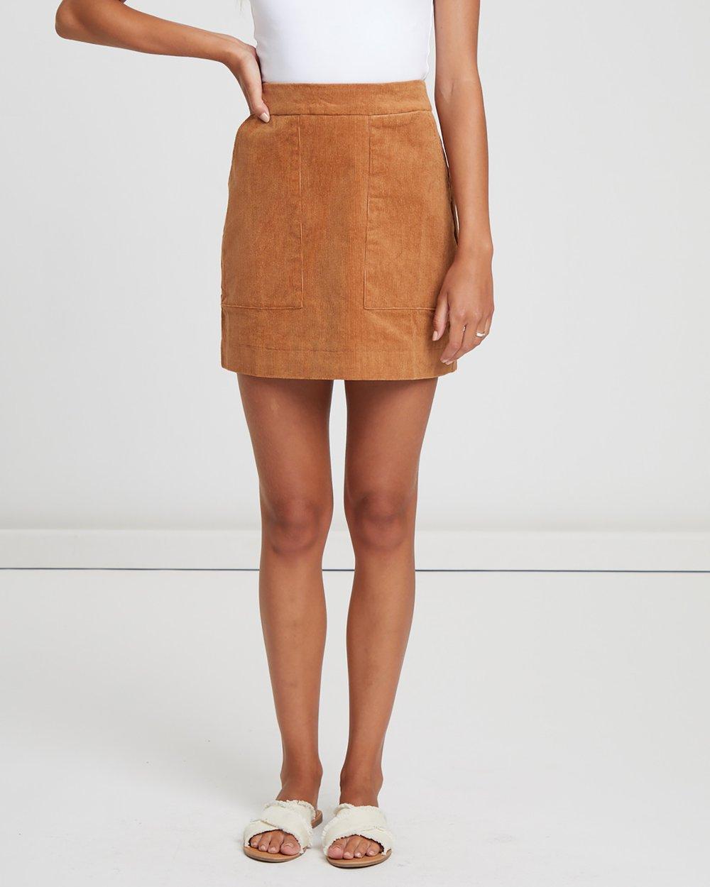The Fated Triumph Mini Skirt