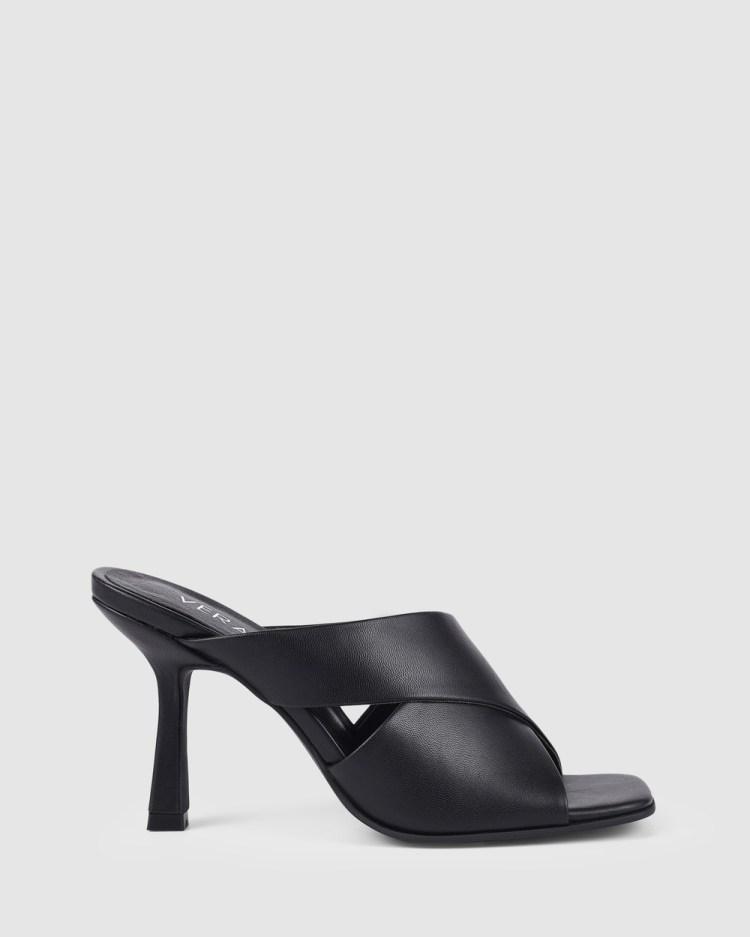 Verali Luwow Mid-low heels Black