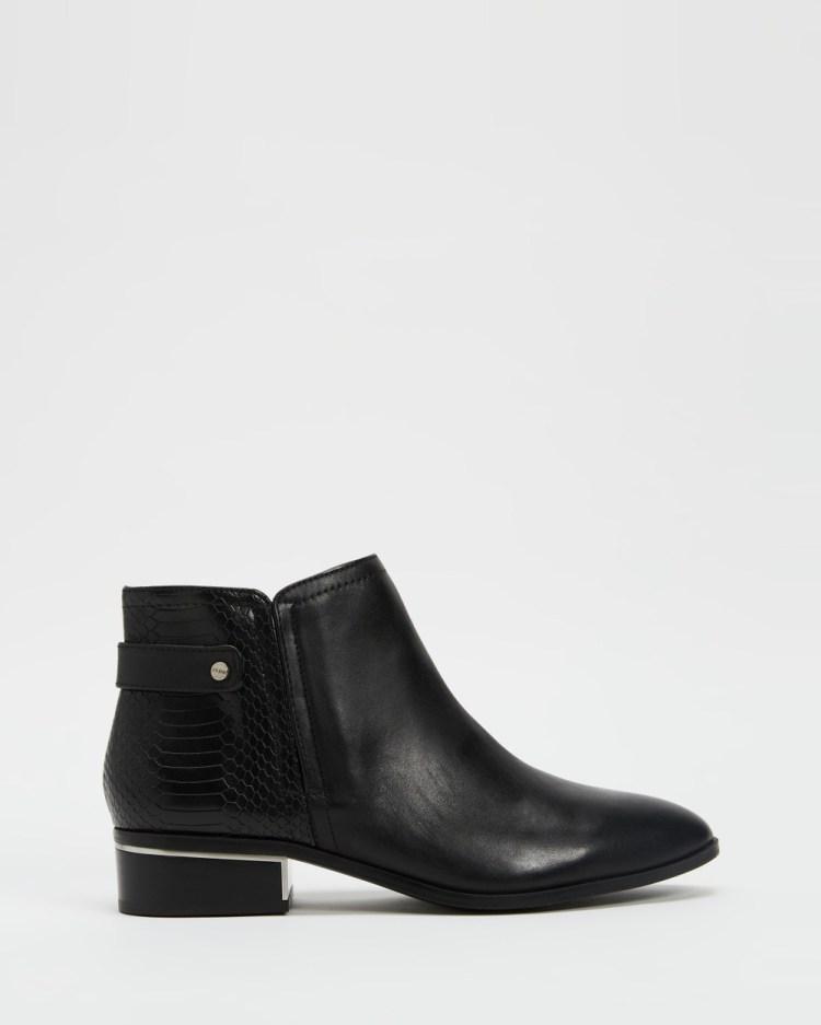 ALDO Jeraelle Boots Black