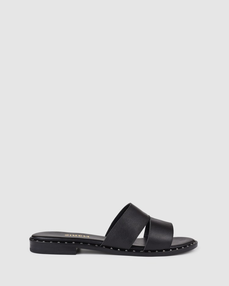Siren Billy Casual Shoes Black