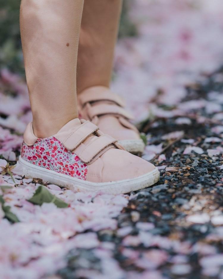 Anchor & Fox Wonderland Sneakers Low Top Pink
