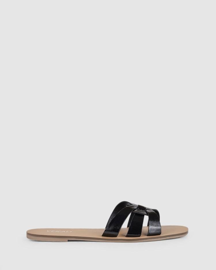 Verali Roulette Casual Shoes Black