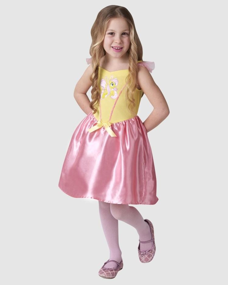Rubie's Deerfield Fluttershy Premium Costume Kids All toys Multi