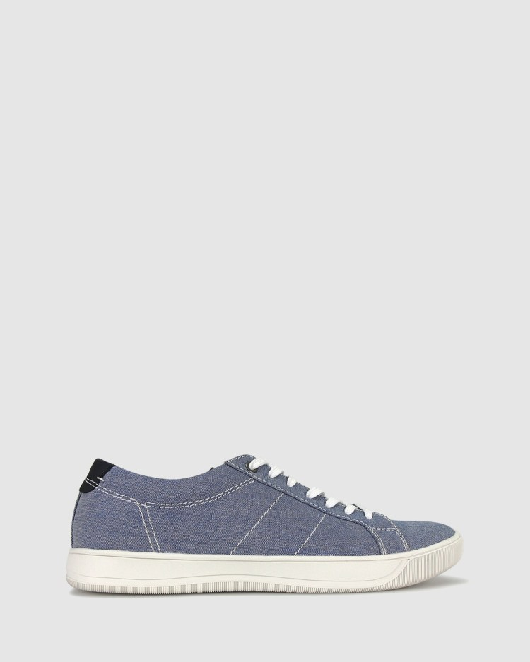 ZU Chill Canvas Sneakers Casual Shoes Navy