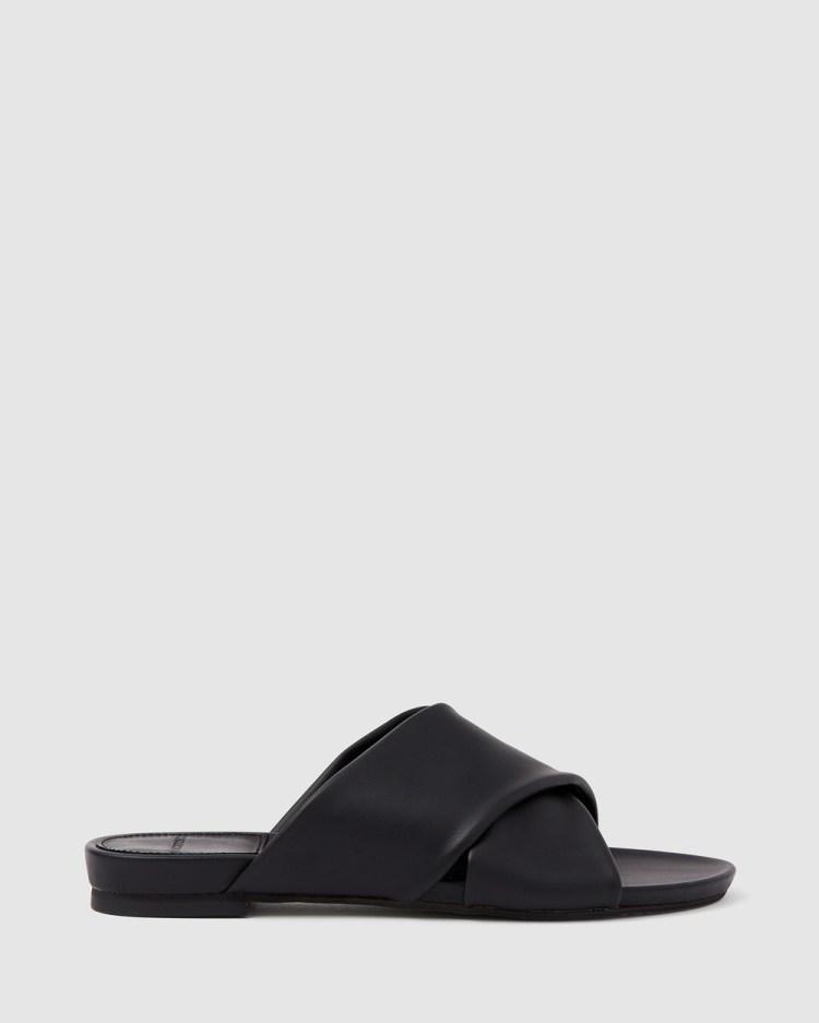 cherrichella Blaze Sandals Casual Shoes Black
