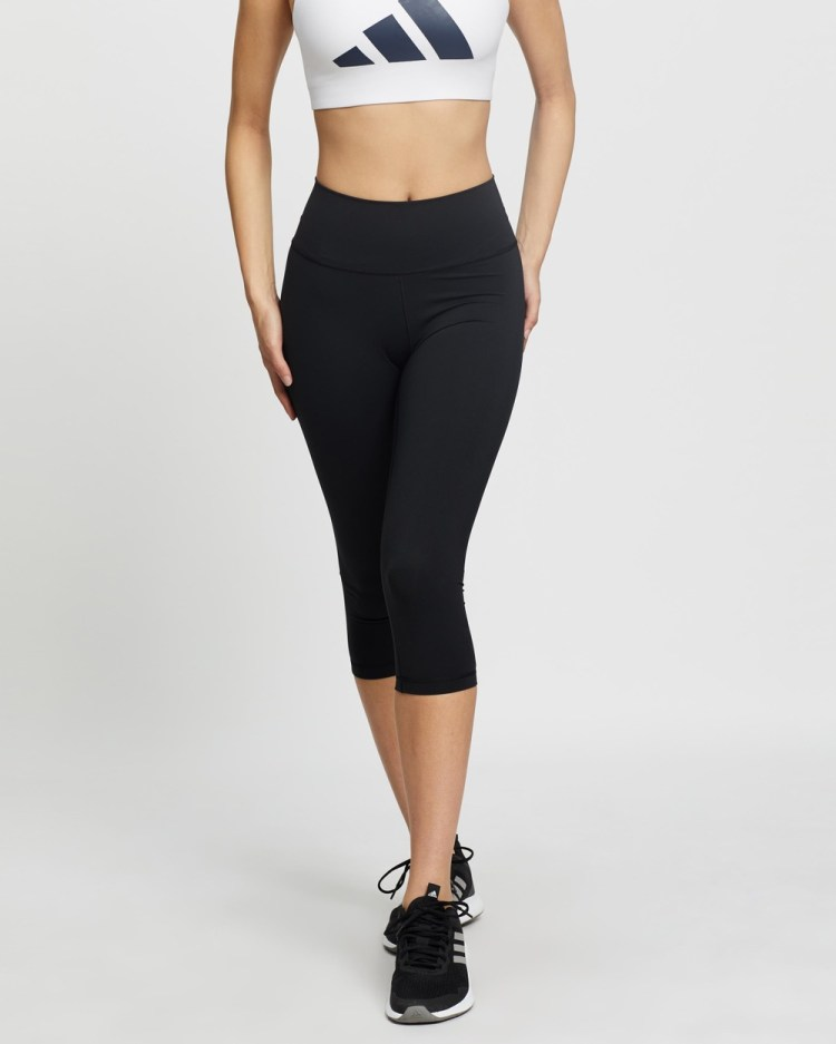 adidas Performance Believe This 2.0 3 4 Tights 3/4 Black 3-4