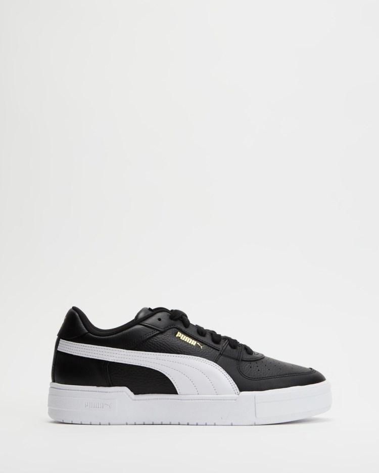 Puma CA Pro Classic Mens Lifestyle Sneakers Puma Black & White