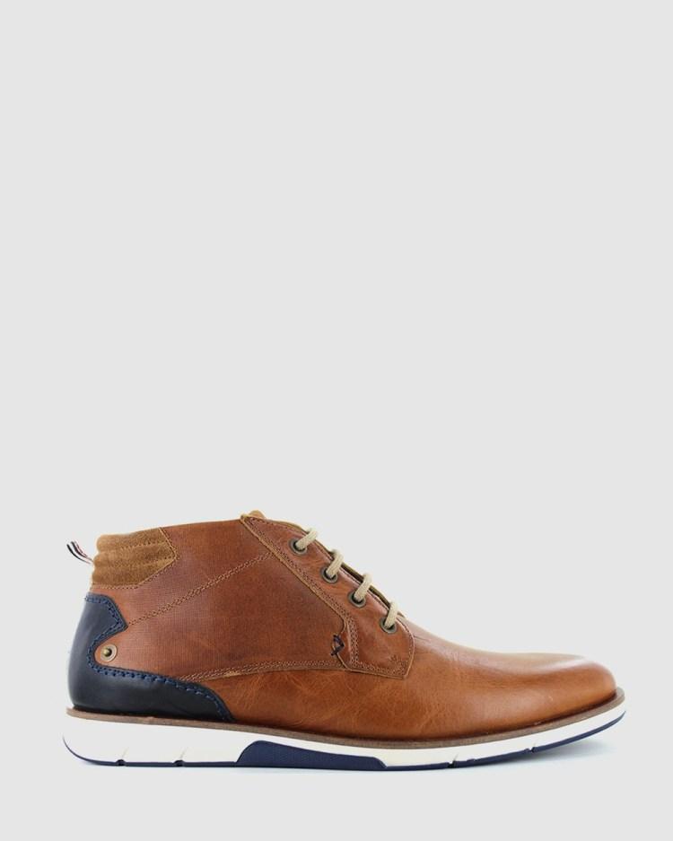 Wild Rhino Norm Boots Black