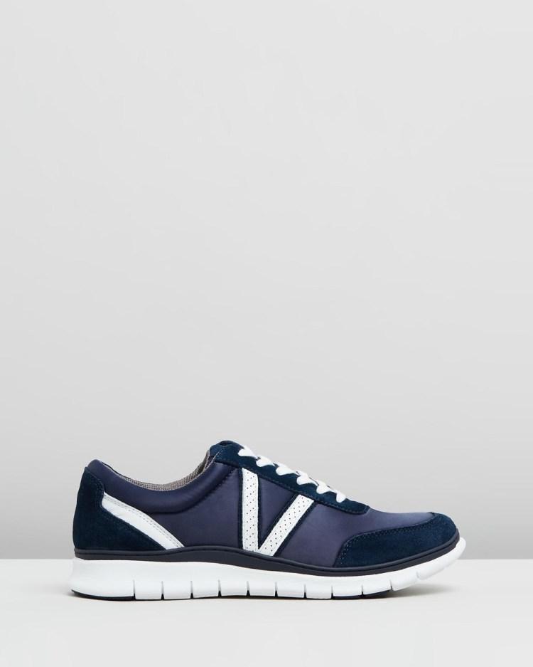 Vionic Nana Casual Sneakers Navy