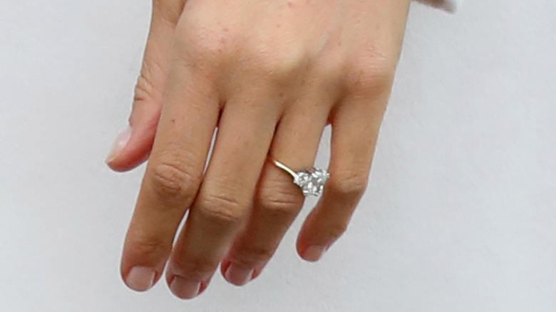 What we know about Meghan Markles engagement ring