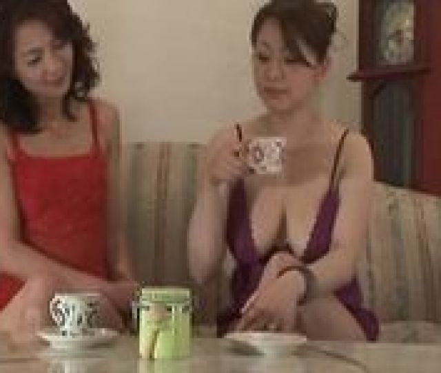 Two Horny Milfs Give Blowjobs Part  Javfor Me