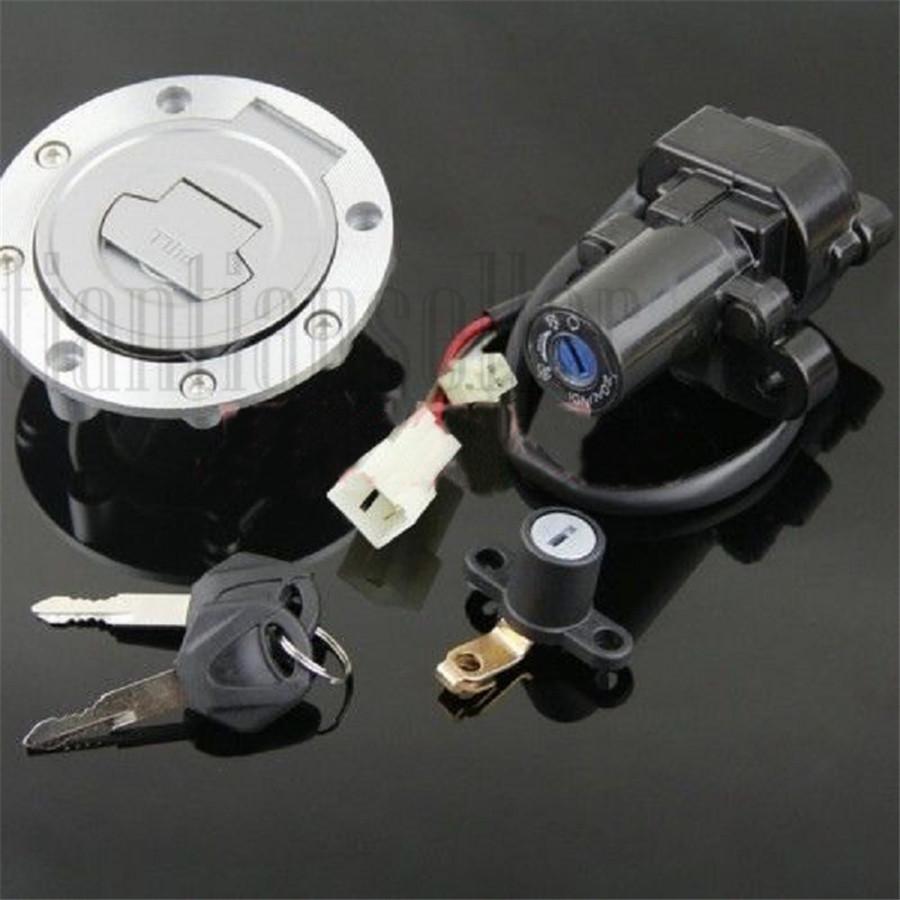 medium resolution of details about ignition switch gas cap seat lock key set for yamaha fz8 11 13 fz6 fz6r 04 16