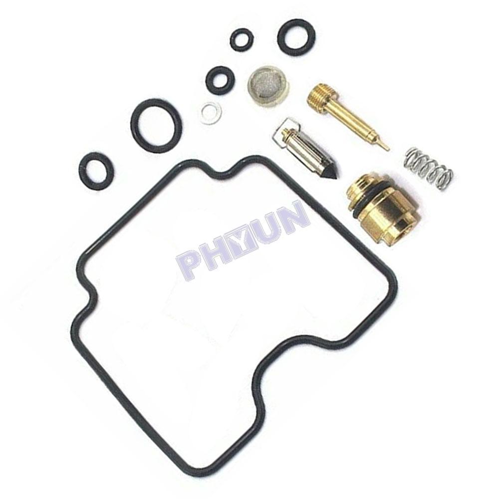 4x Carburetor Rebuild Kit For Suzuki GSF1200 Bandit 2001