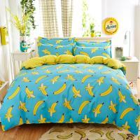 NEW Fruit bananas bedding set Twin Full Queen King duvet ...