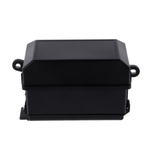 small resolution of product name fuse box material plastic metal color black size 73mmx123mmx94mm interchange part number automotive fuse box relay holder 6 relay 5 road