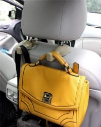 Car Back Seat Headrest Hanger Holder Hook Bag Purse Cloth ...