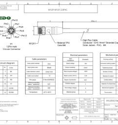 m12 sensor connector 5 8 12 pin male female copper electrical plug female m12 12 pin wiring diagram [ 1122 x 793 Pixel ]