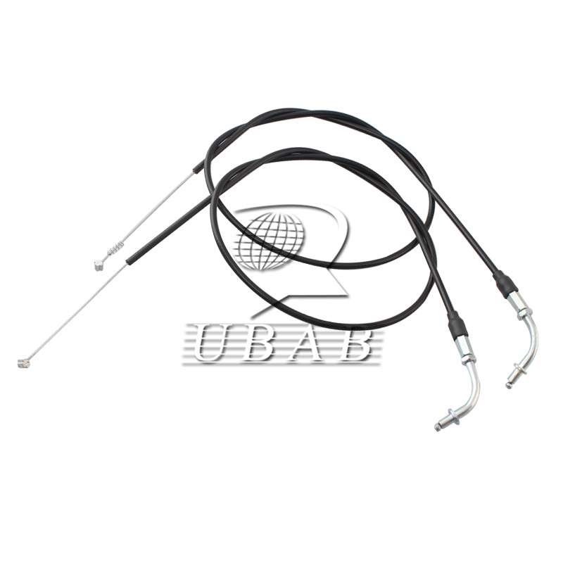 110CM Throttle Cable Wire Set For Harley-Davidson