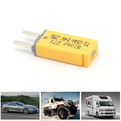 small resolution of details about dc 20 amp atm mini circuit breaker car fuse atc blade style circuit breaker