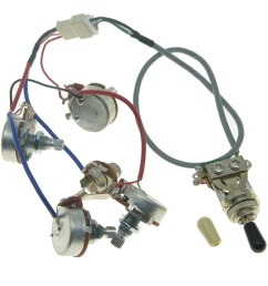details about genuine lp pickups wiring harness with full size pots for epiphone les paul [ 1200 x 1200 Pixel ]