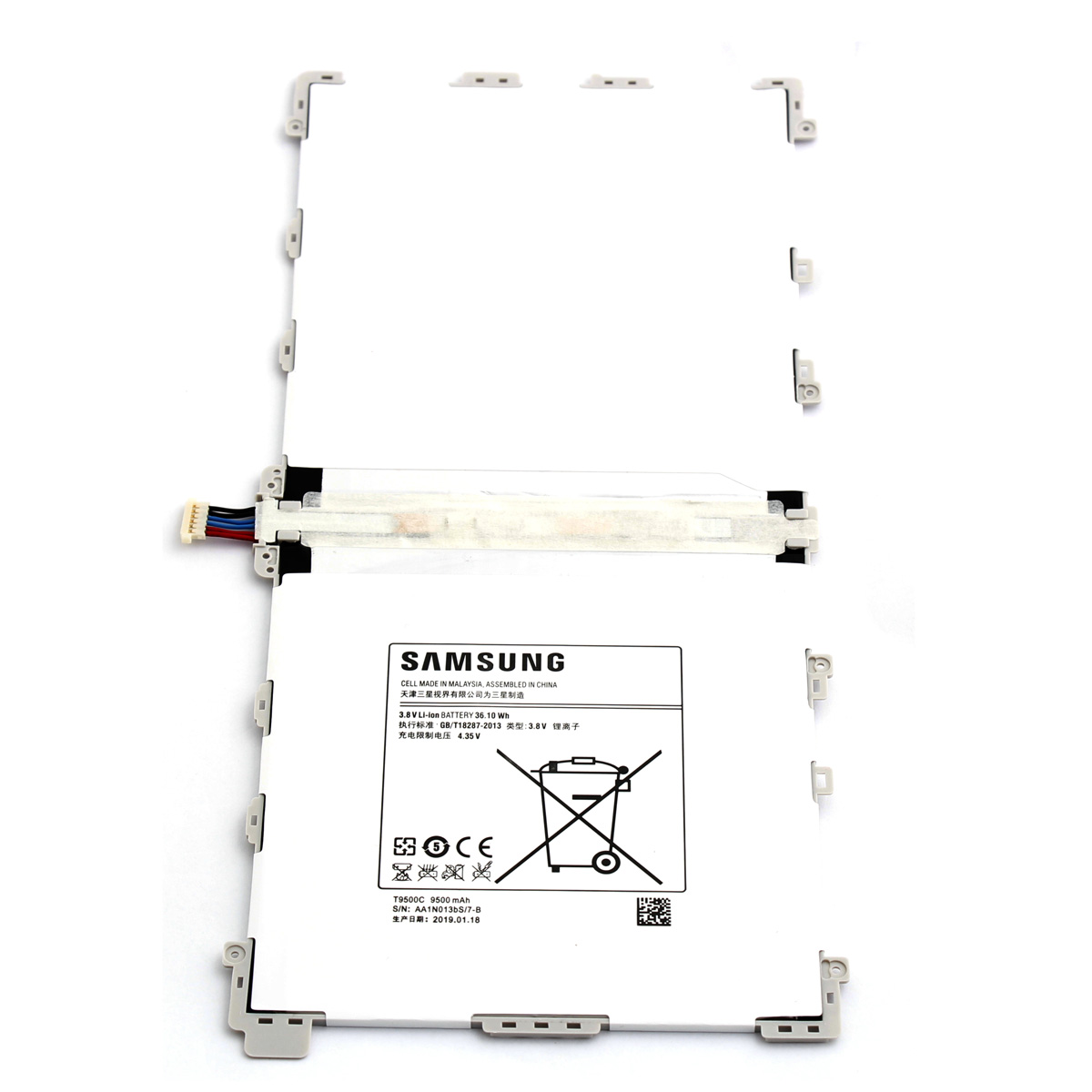 OEM T9500C battery for Samsung Galaxy Tab Note Pro 12.2