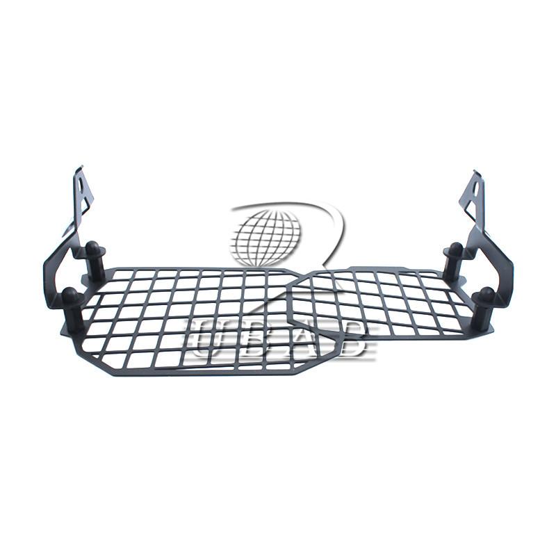 Black Headlight Screen Guard Protector For BMW F800 F700