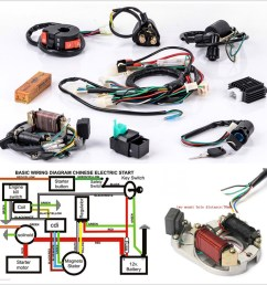product description profession motorcycle cdi wire harness stator  [ 900 x 900 Pixel ]