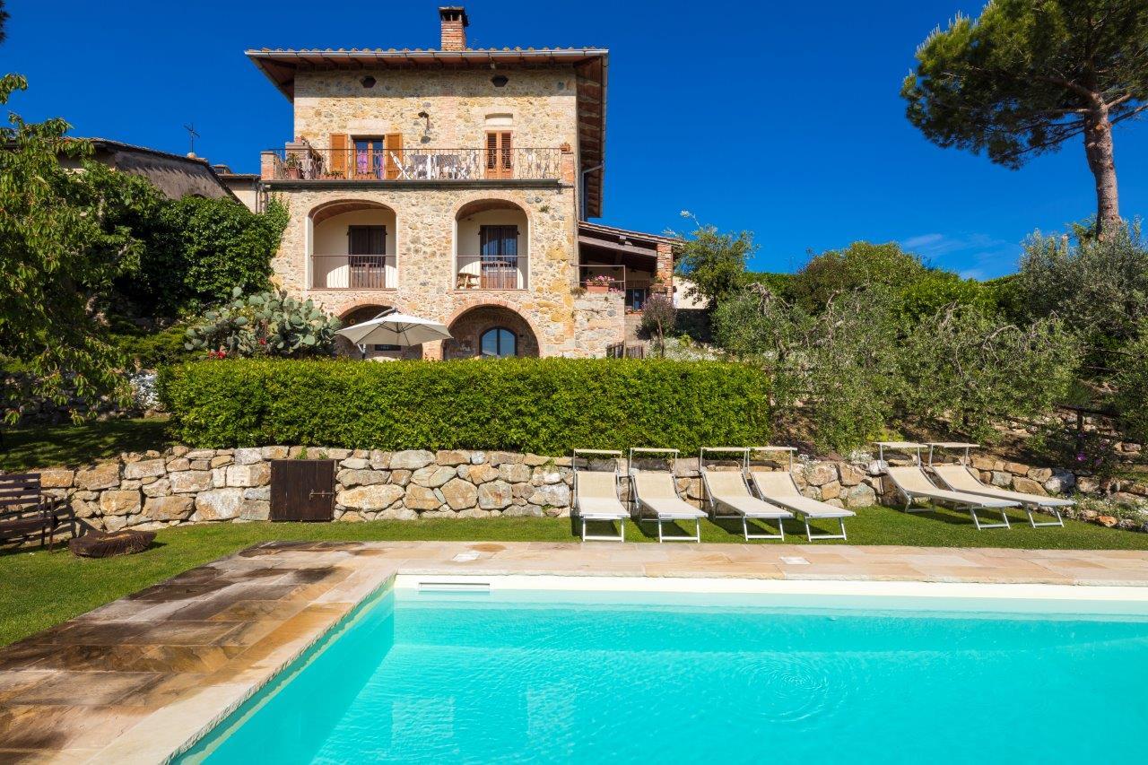 Giovanna Vacanze Casa Vacanze a Castel San GimignanoToscana