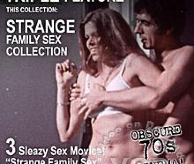 Strange Family Sex Remastered Grindhouse Edition Box Cover