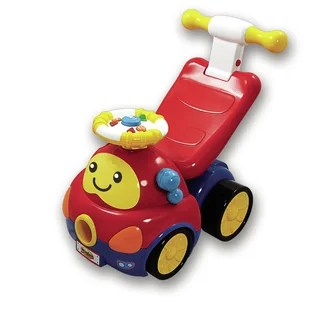 Winfun Walker Ride on Popping Car