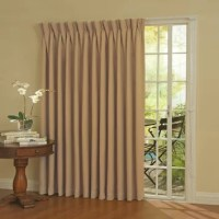 Eclipse Curtains Patio Door Rod Pocket Window Curtain ...