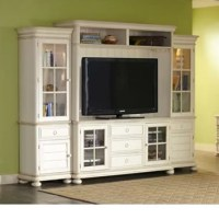 Riverside Furniture Placid Cove Entertainment Center ...