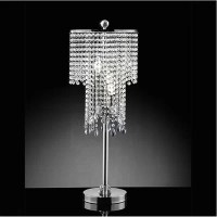 "Warehouse of Tiffany Crystal 31"" H Table Lamp & Reviews ..."