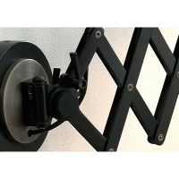 Robert Abbey Bruno Scissor Arm 1 Light Wall Sconce ...