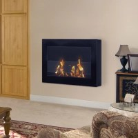 Wall Picture Fireplaces | Interior Home Design | Home ...