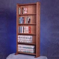 Price Wood Shed 500 Series 200 DVD Multimedia Storage Rack ...