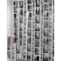 Novelty shower curtains vinyl new homes decoration