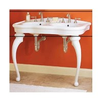 Small Double Sink Consoles