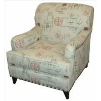 Oversize Script Chair | Wayfair
