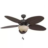 Calcutta Key Largo Bowl Light Ceiling Fan Light Kit ...