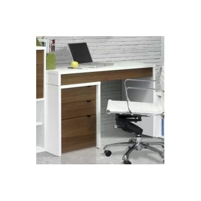 Nexera LiberT 3 Drawer Writing Desk  AllModern