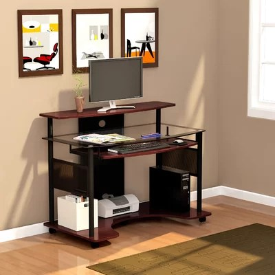 ZLine Designs Adell Workstation  Reviews  Wayfair