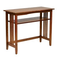Mission Style Console Table | Wayfair