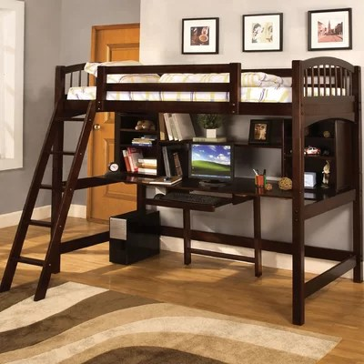 Walmart Loft Beds with Desk
